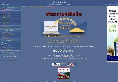 Wernis4Mails-Mailtausch